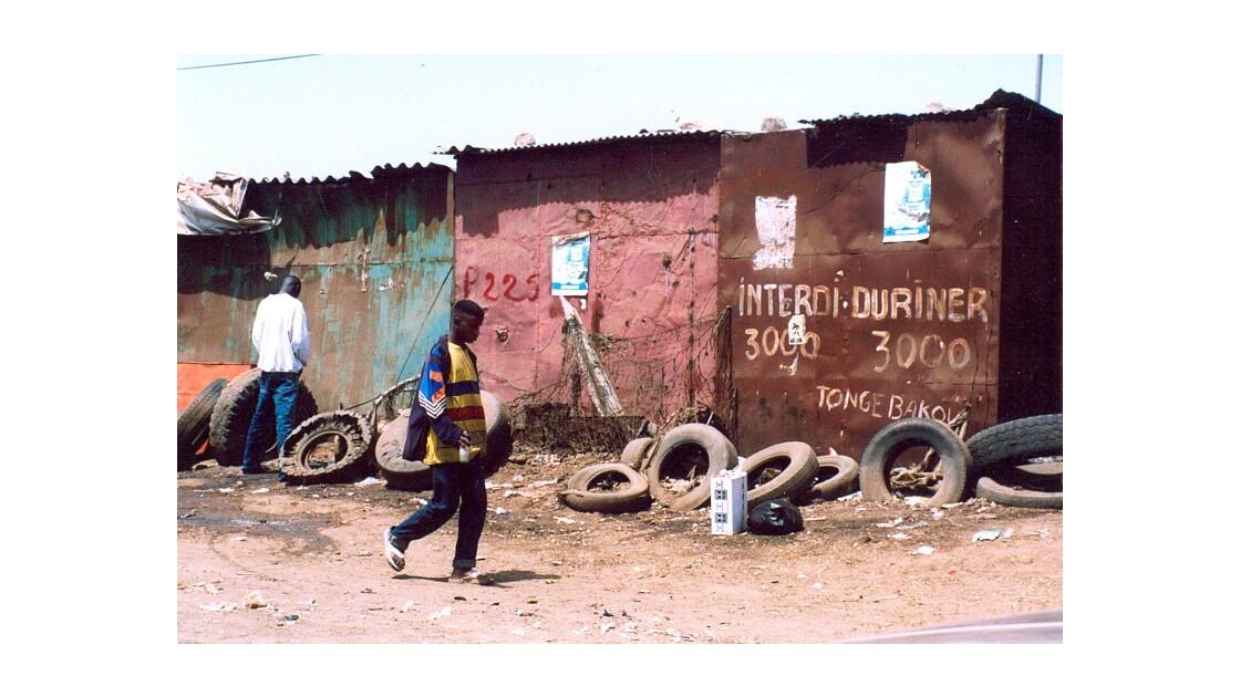 Banlieue de Dakar