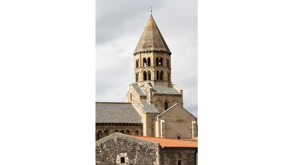 """Eglise de Saint Saturnin ..."""