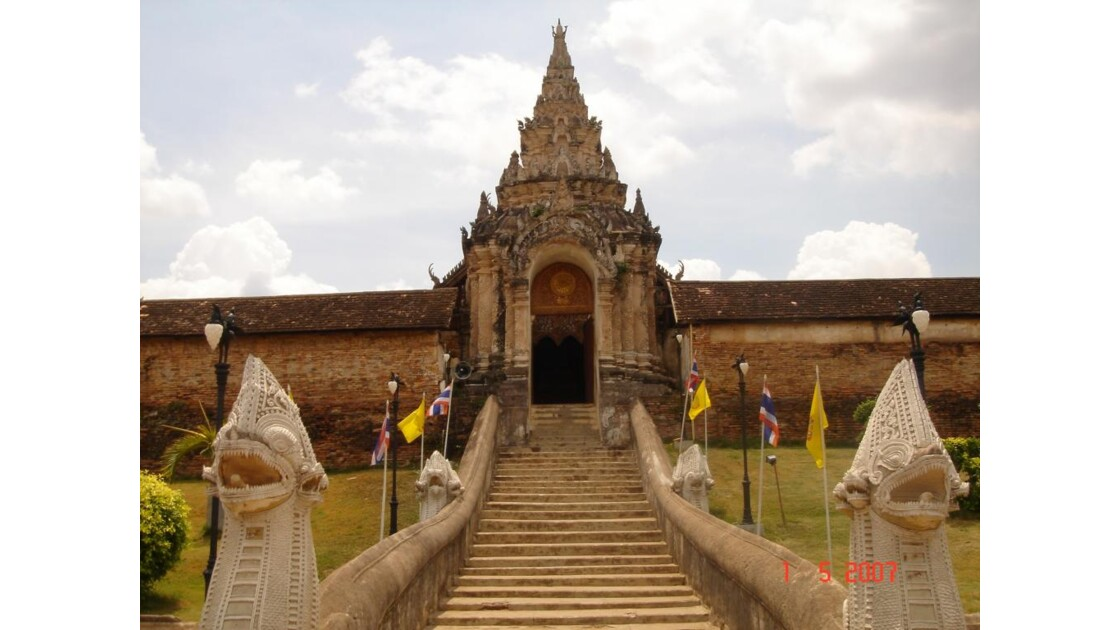 Temple de Lampang