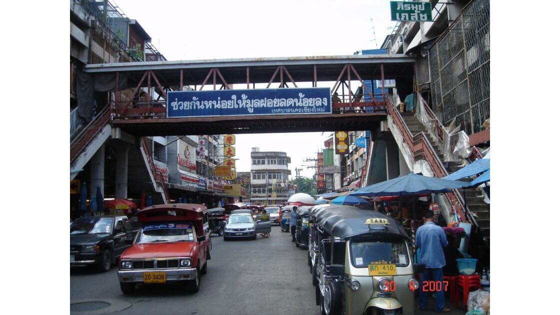 Marché de Chiang Mai