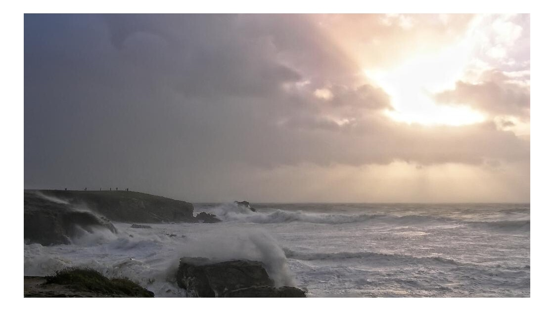 Soleil de tempête