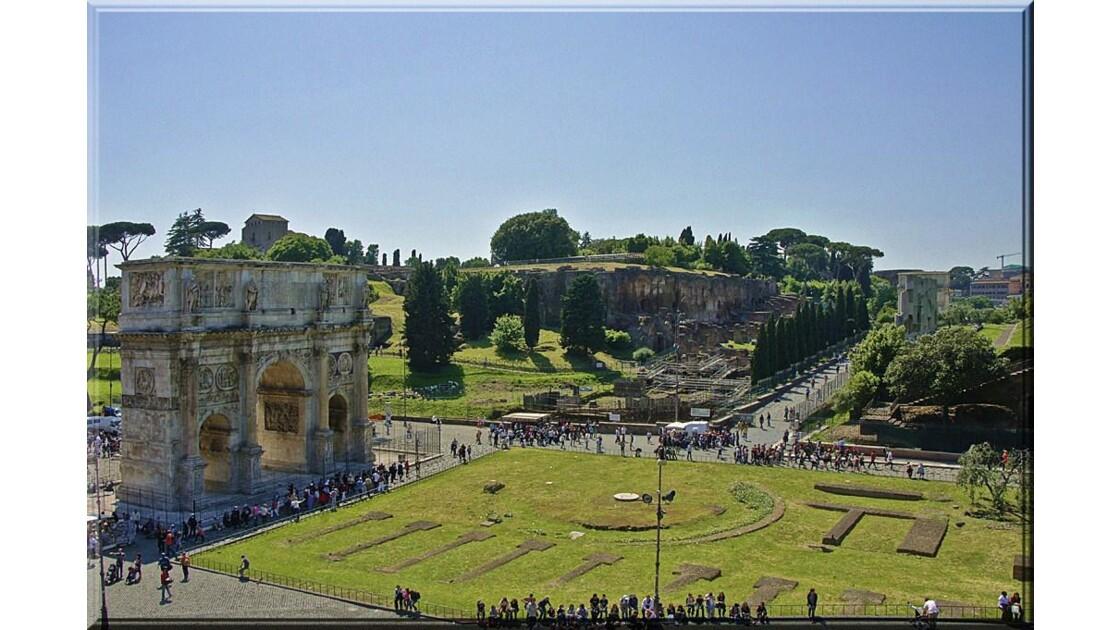 L'Arc du Colisée !!!