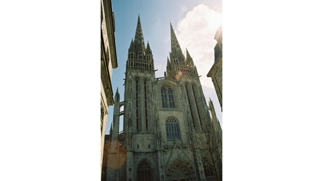 Cathédrale de Saint Corentin, Quimper