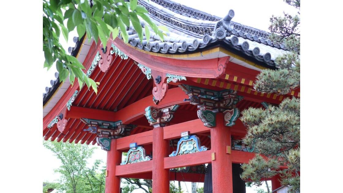 partie du temple boudhiste