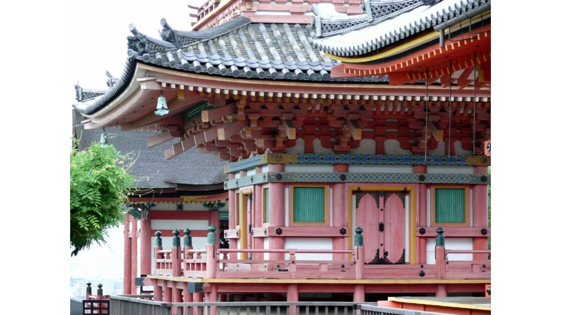 bâtiment du temple