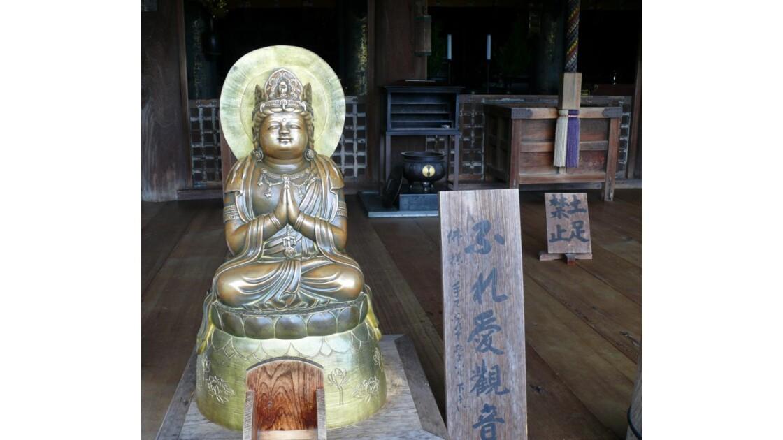 statue du temple
