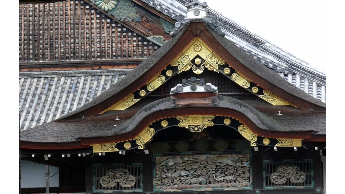entrée du palais de nijo