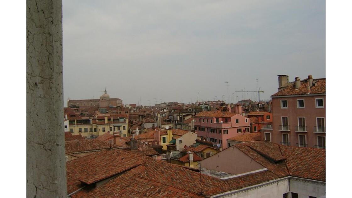 Venise - les toits