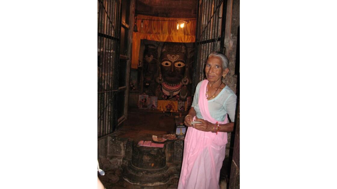 gardienne du temple