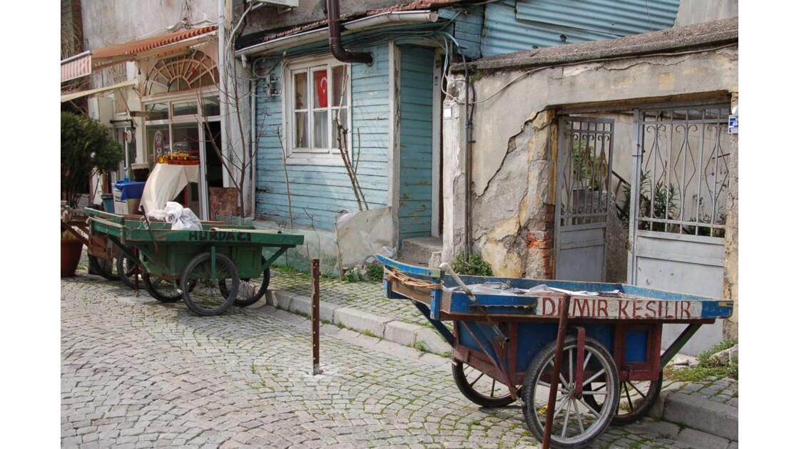 Rue Istambul