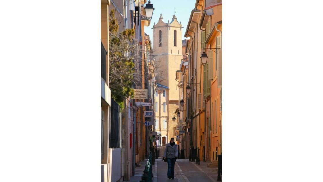 Rue des Bernardines