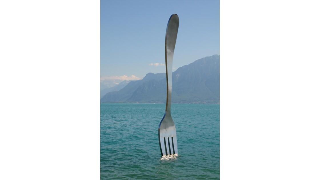 la fourchette de Gargantua !