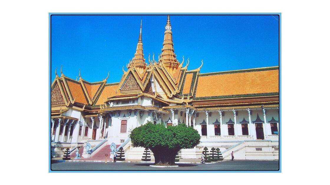 Phnom Penh Le palais royal