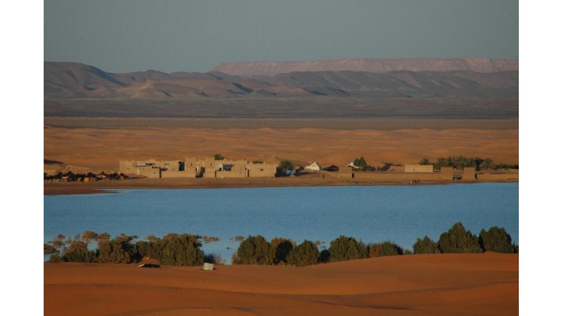 Merzouga, dunes de l'erg Chebbi