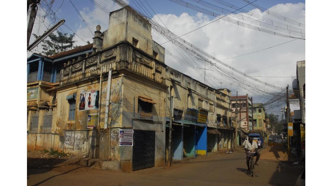 Karaikudi - Palais