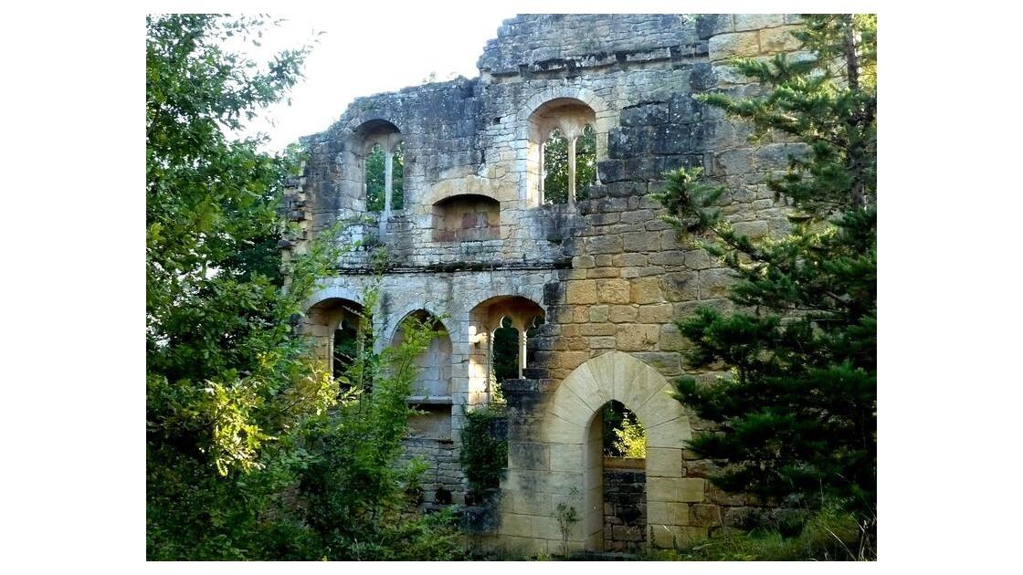 Abbaye d'Abrillac