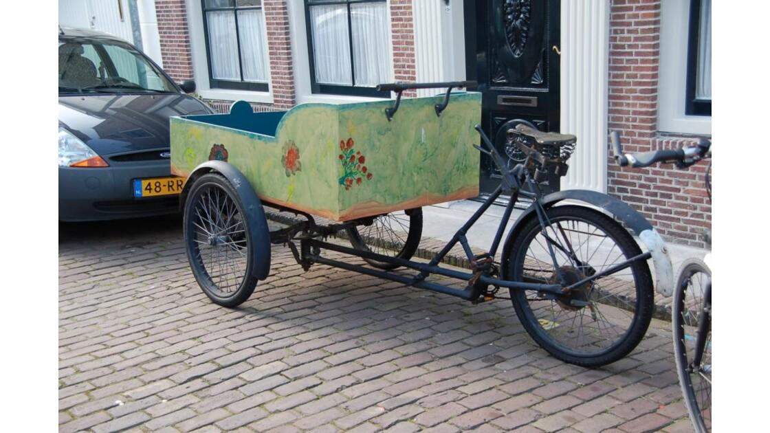 triporteur hollandais