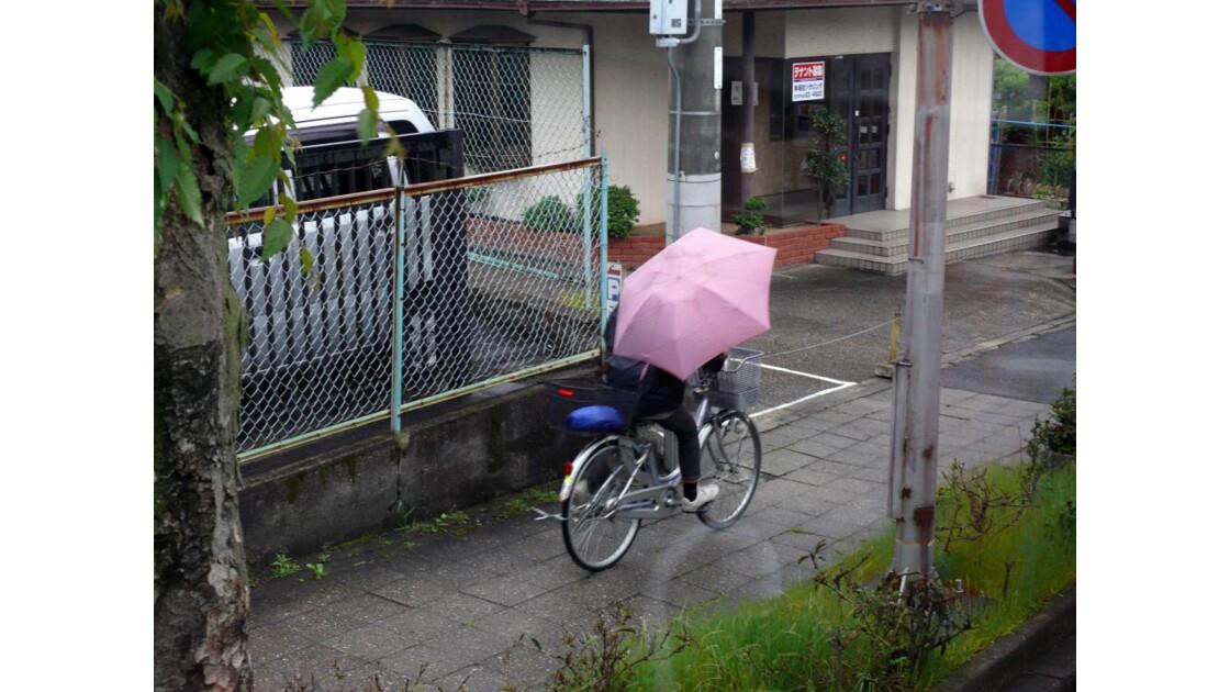 jamais sans parapluie!