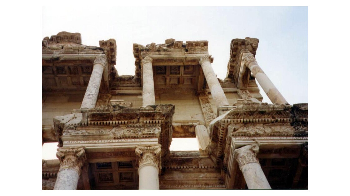 Ephèse-Bibliothèque