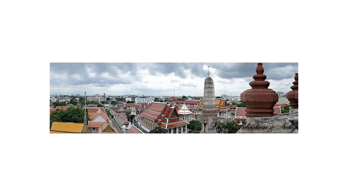 WatArun, Bangkok