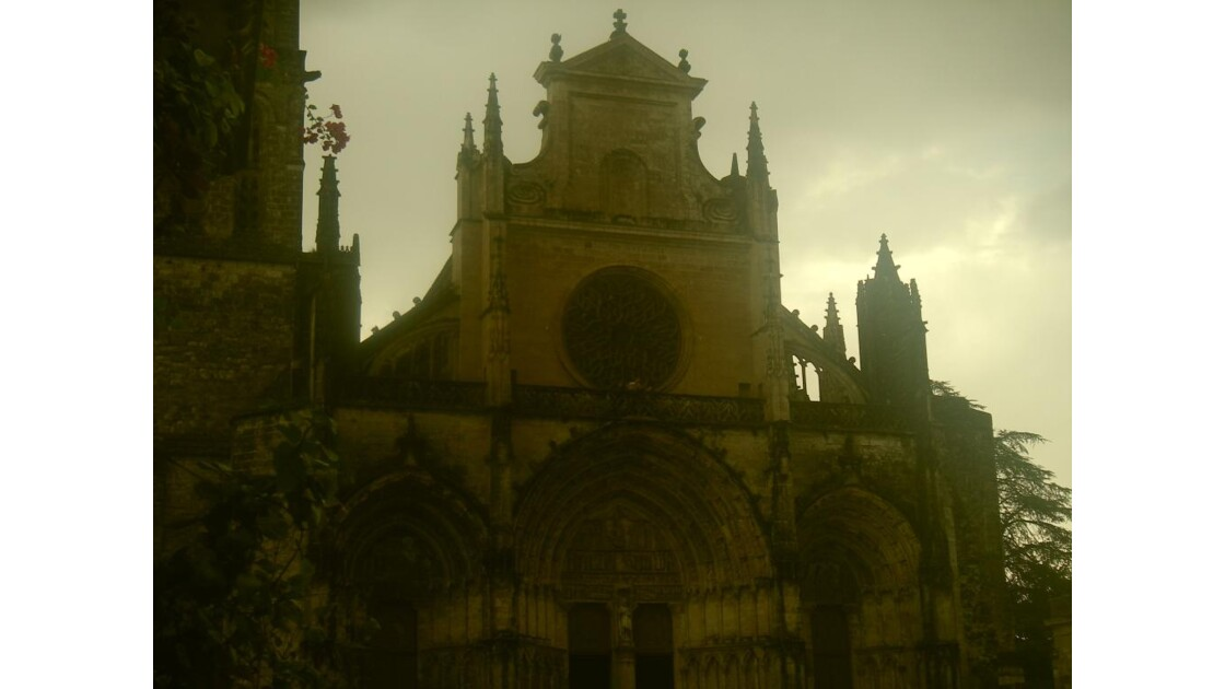 Eglise de Bazas (1)