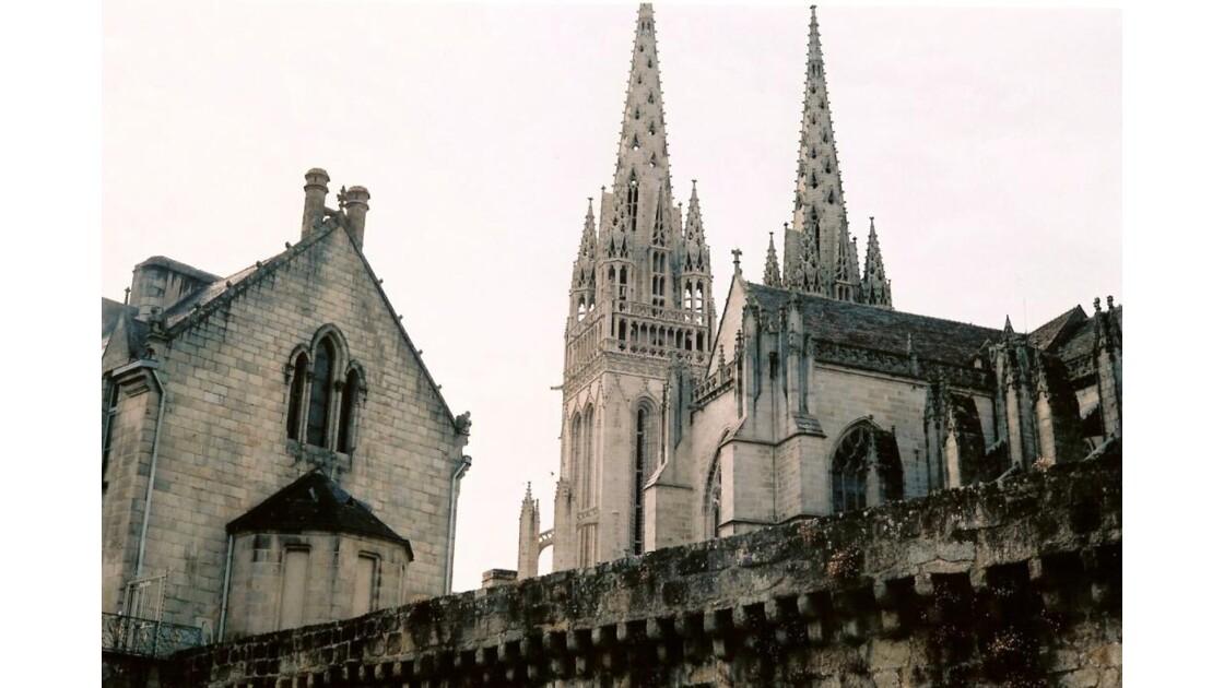 Cathédrale de Saint Corentin Quimper III