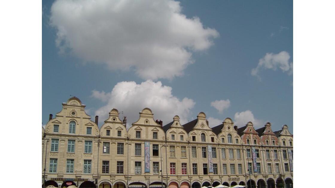 Alignement de façades