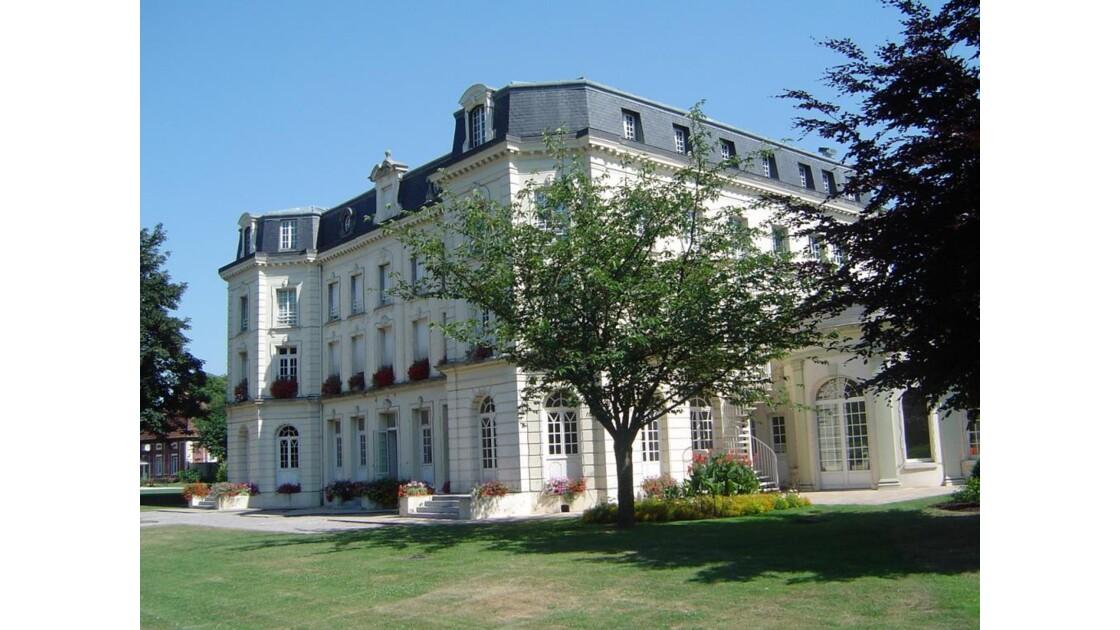 Mairie de Mazingarbe (arrière)