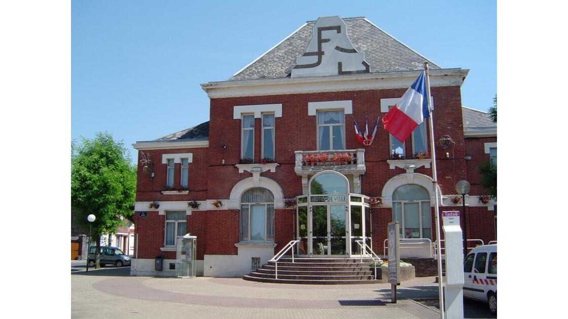 Mairie de Grenay