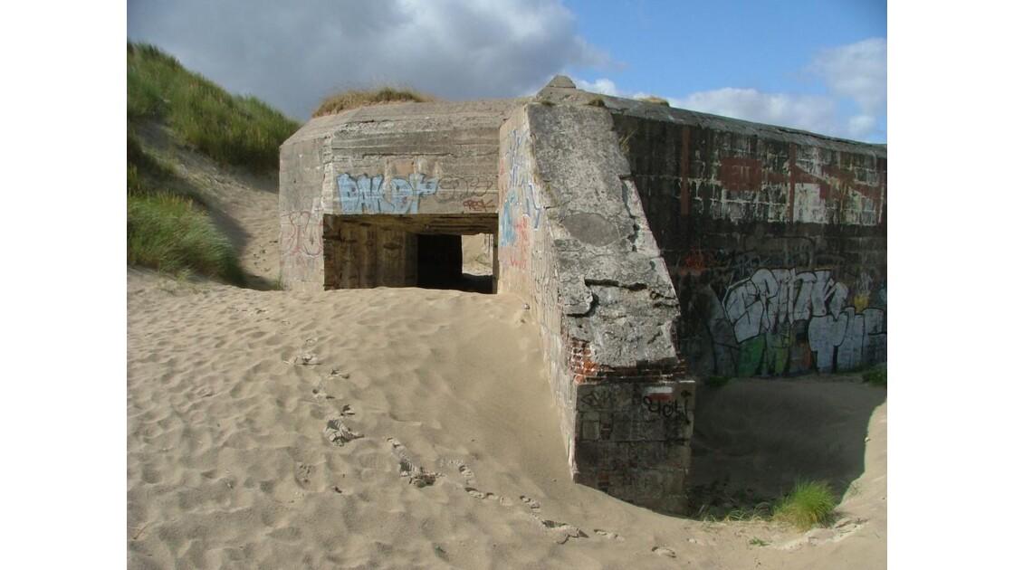Bray-Dunes. Bunker.