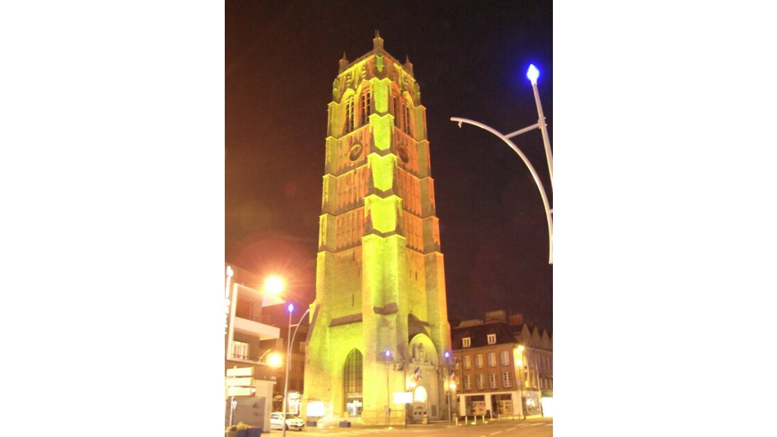 Beffroi St Eloi (Dunkerque)