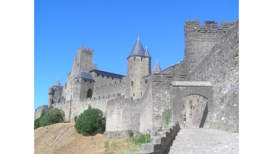 Cité Carcassonne - Aude - FRANCE