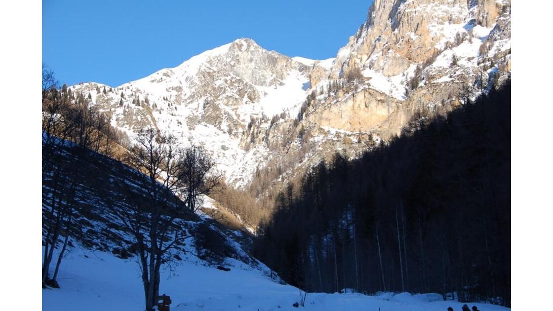 Montagnes Les Alpes
