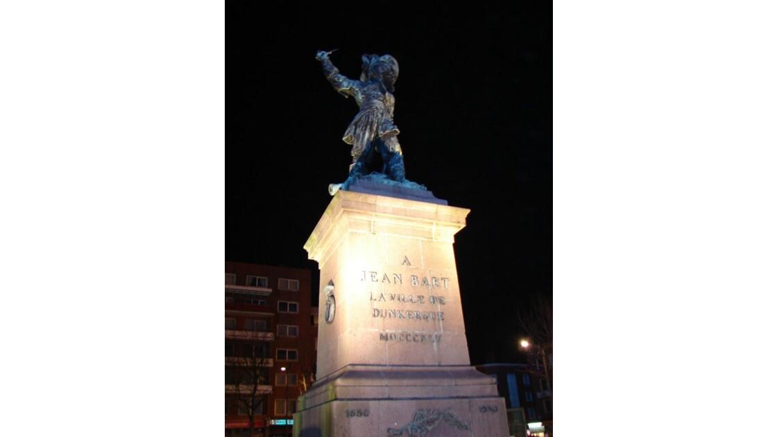 Statue de Jean Bart (Dunkerque)
