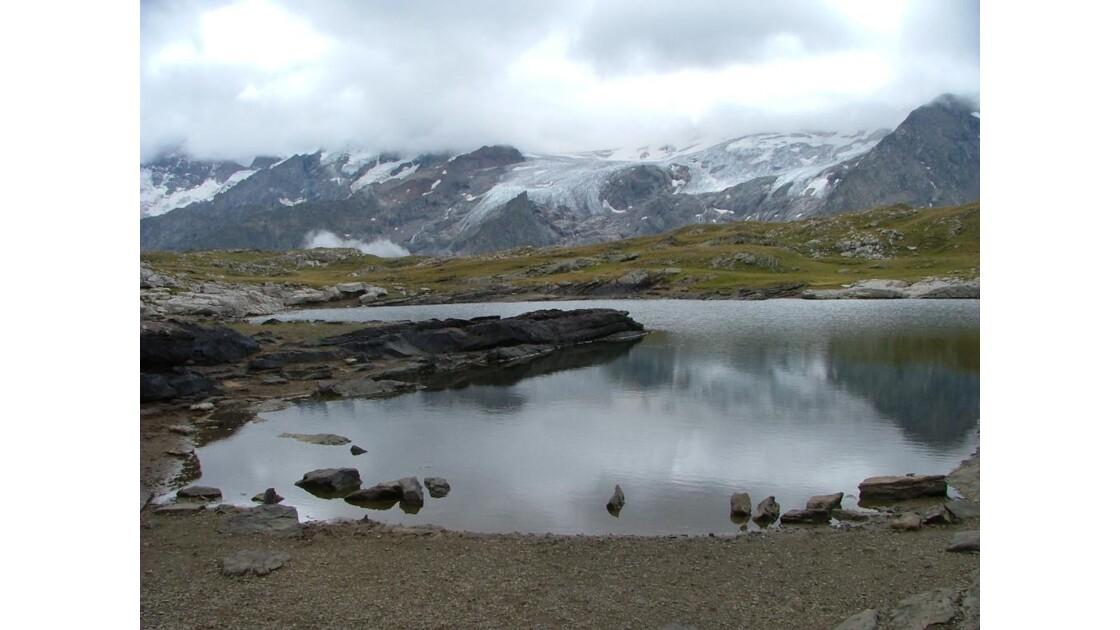 lac noir- Plateau d'Emparis