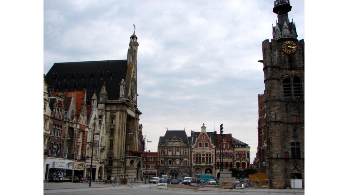 Grand place (Bethune)