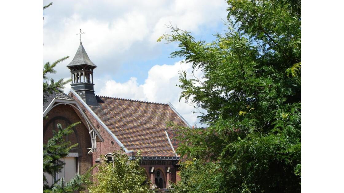 Chapelle Ste Barbe (Bruay la Buissière)
