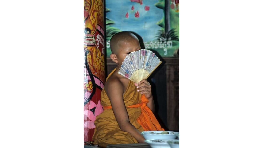 Cambodge moines