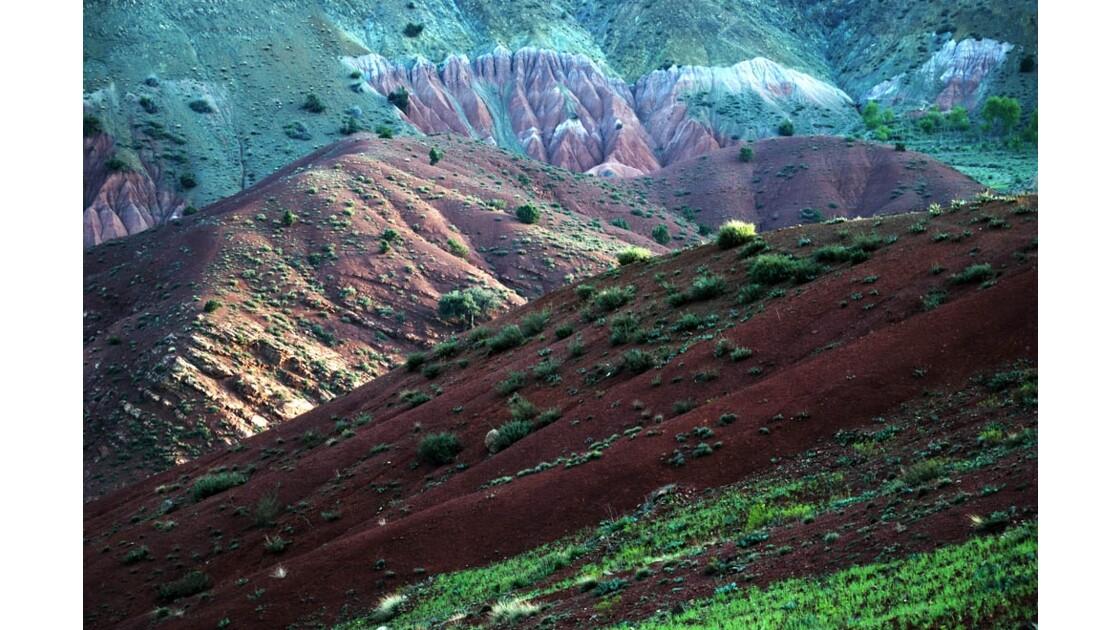 Maroc, vallée du Haut Atlas