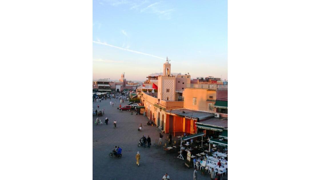 Place Jemaa-el-Fnaa