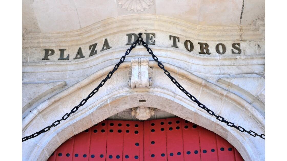 Plaza des Toros, les arènes de Séville