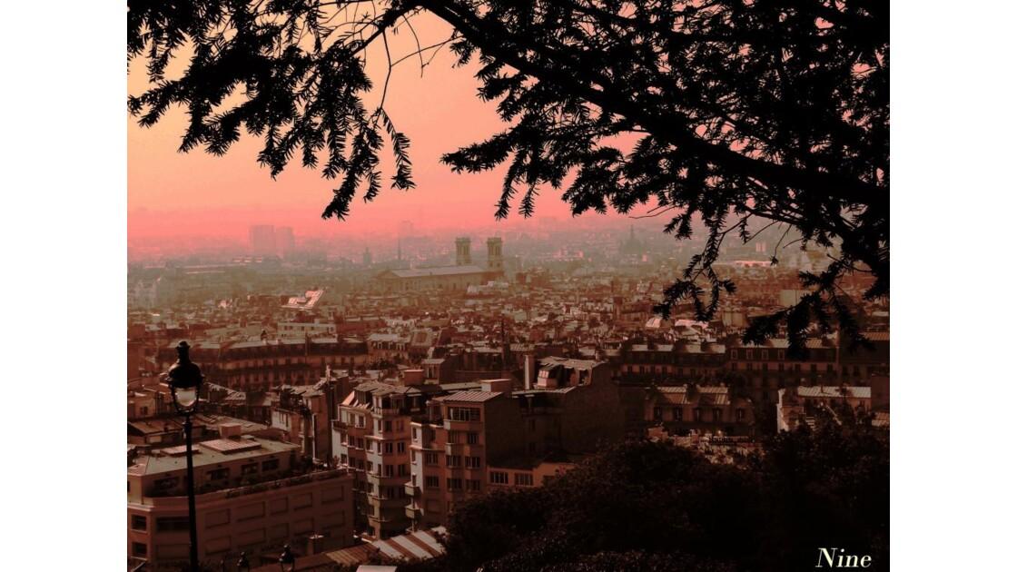 Montmartre Vue ...