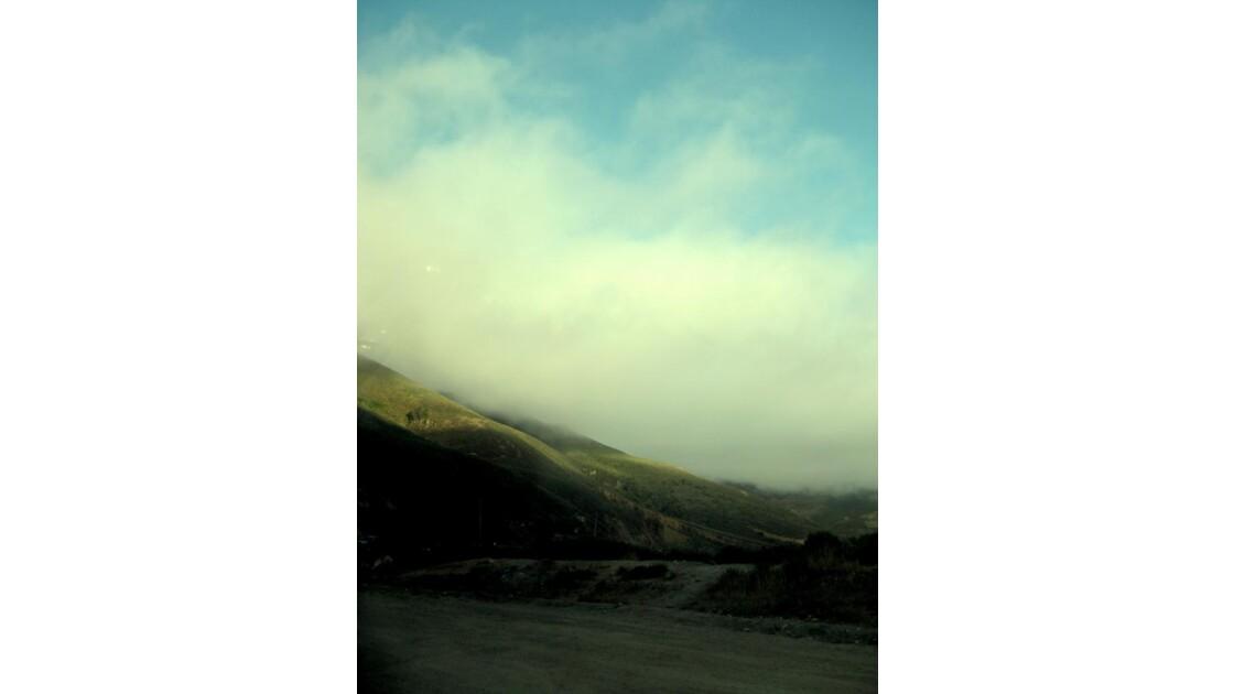 paysage californien
