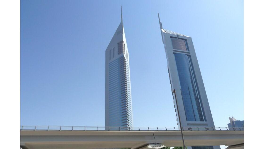 DUBAI - Les 2 TOURS