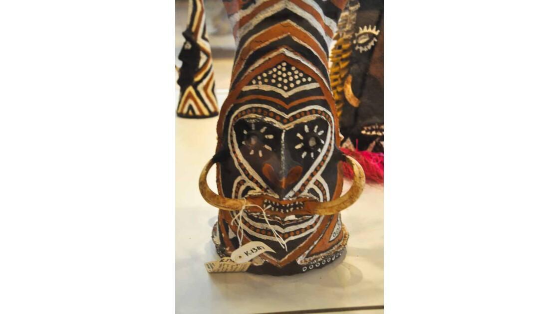 Efate, masque rituel
