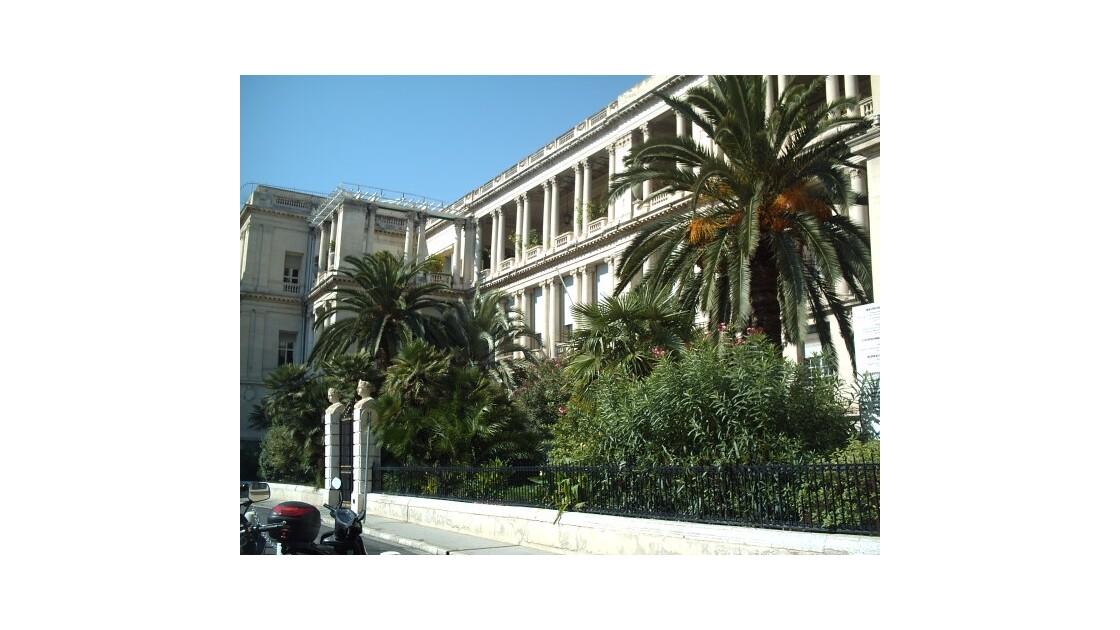 Bâtiment administratif