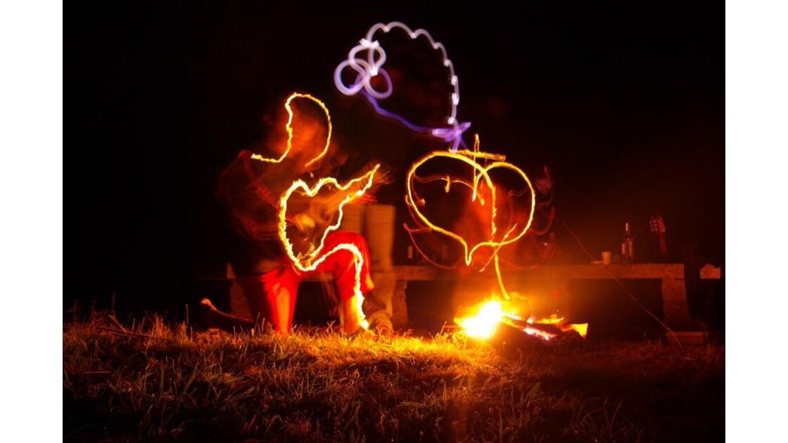 jouer avec le feu
