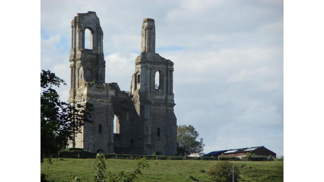 Abbaye du Mont St Eloi