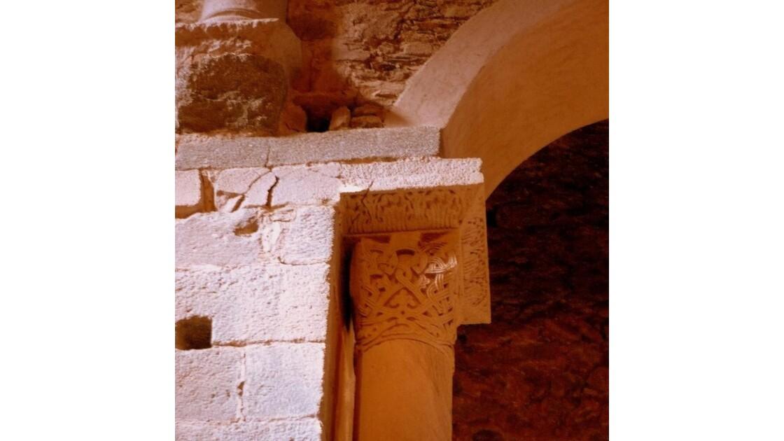 Chapiteau de style Corinthien