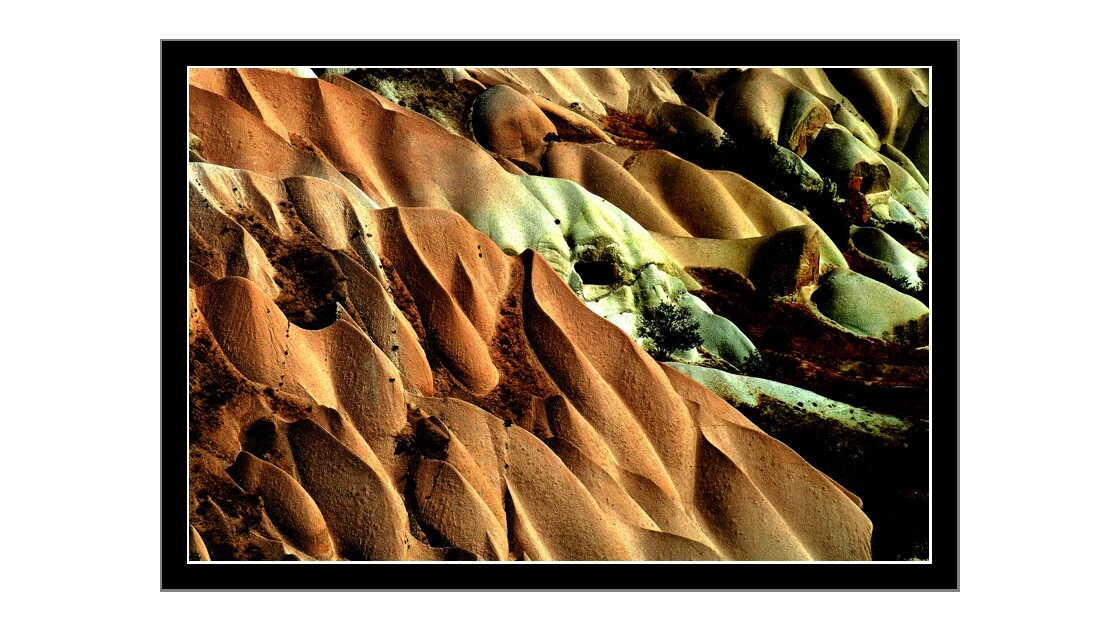 Cappadoce accentuation